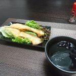 今夜の晩酌 銀鮭の西京焼きを肴に一杯