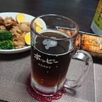 今夜の晩酌 鶏手羽の甘辛煮に厚揚げ焼きで一杯