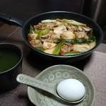 今夜の晩酌 肉豆腐を作って一杯